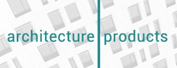 architecture products button